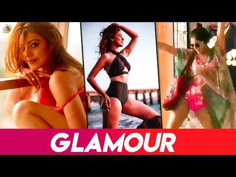 Download Kajal Aggarwal HOT Photoshoot I Indian2, Kamal Haasan, Raai Laksmi, Shriya I Hot Cinema News HD Mp4 3GP Video and MP3