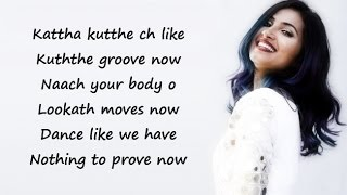 Vidya Vox - Kuthu Fire | Original Single [Lyrics]