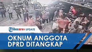 Terlibat Penganiyaan Dua Anggota Polisi di Hiburan Malam, Oknum Anggota DPRD Sumut Akhirnya Ditahan