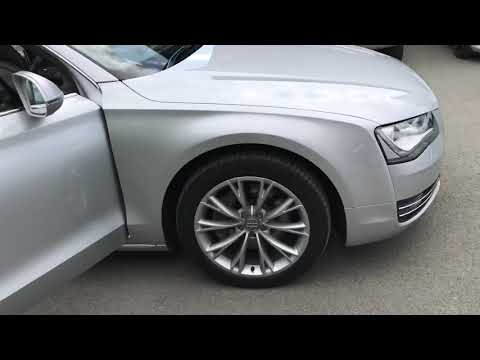 AUDI A8 3.0 L TDI QUATTRO SE EXECUTIVE 4DR AUTOMATIC