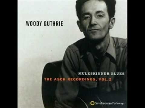 Ida Red Woody Guthrie