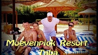 preview picture of video 'Moevenpick Resort Taba 2013'