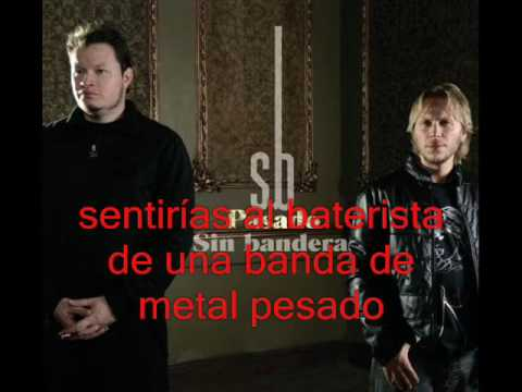Sin Bandera Feat Jovanotti - Serenata Rap [With Lyrics] [Con Letra]