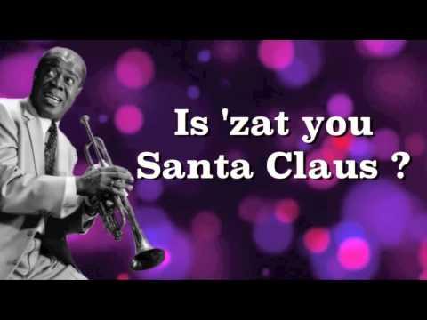 Música 'Zat You, Santa Claus?