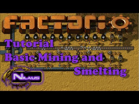 Download Smelting And Furnace Ratios Factorio Tutorial Video