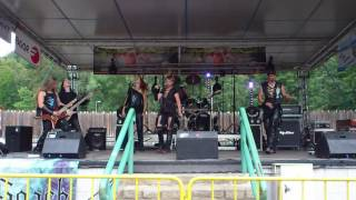 Video Dark Spark-Noční jezdec LOW QUALITY  LIVE  3.9.2016