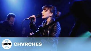 """CHVRCHES  """"We Sink"""" [EXPLICIT] // SiriusXM // SiriusXM U JAN 2014"""