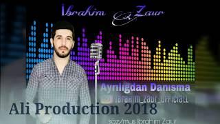 Dinlemeden Kecme Qara Gozlerin Asiqi Men Olum 2018 Yeni İbrahim Zaur