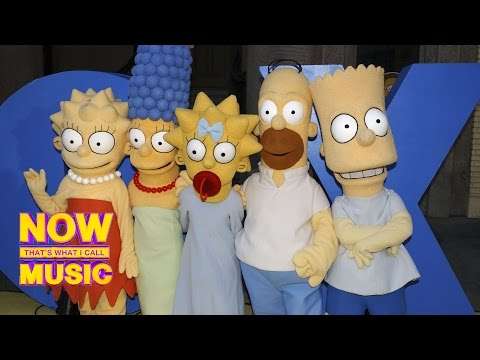 The Simpsons Are Created | NOW! 1989 - NOW That's What I Call Music