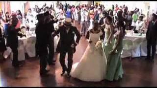 Malawian Wedding; Derrick And Grace Longwe.flv