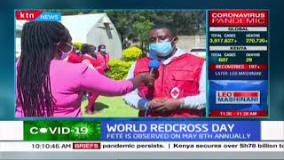 Kenya joins the globe in marking World Red Cross Day