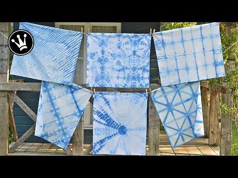 DIY Stoffe färben - Individuell und nützlich