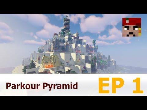 Český Let's Play: Minecraft - Parkour Pyramid EP1