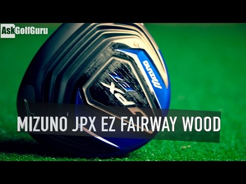 Mizuno JPX EZ Fairway Wood