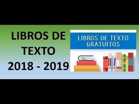 Soy Docente: LIBROS DE TEXTO 2018 - 2019
