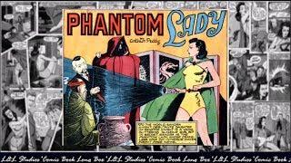 "Phantom Lady: ""The Kidnapped Ambassador"", Police Comics vol 1 #02"