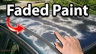 How to Fix Faded Car Paint
