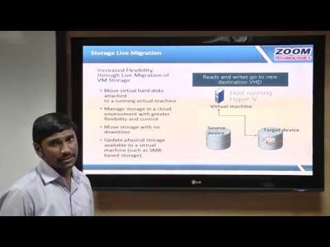 Hyper-V - Online MCSE Training Video by Zoom Technologies ...