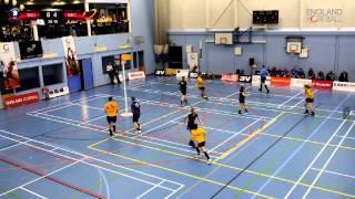 England Korfball League Final 2015