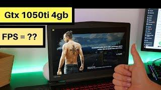 [Quanti FPS fa?] Portatile con GTX 1050ti su Fortnite e Far cry 5