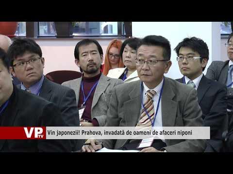 Vin japonezii! Prahova, invadată de oameni de afaceri niponi