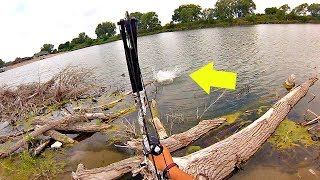 BOWFISHING DISASTER!!! HOW did that Happen??