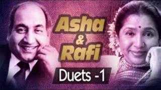 RAFI SAAB sings for Deven Varma & Asha ji for Mumtaz