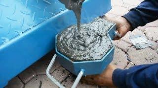 Gạch Làm Từ Nhựa - Những Ý Tưởng Tuyệt Vời Trong Sản Xuất Gạch