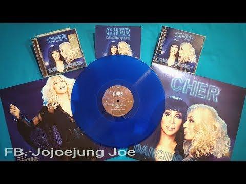 ⚜ Cher 🎙 Gimme! Gimme! Gimme! (A Man After Midnight) (Translucent Blue Vinyl) ⚜