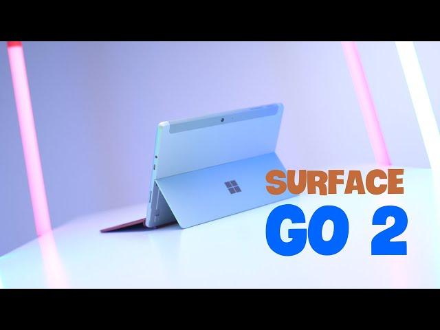 GIỚI THIỆU SURFACE GO 2