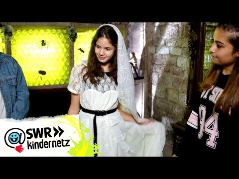DIY-Kostüm: Horrorbraut | Du bist Style! | SWR Kindernetz
