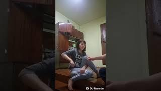 """Игра в кулачки с девушкой """"Ж vs М"""""""