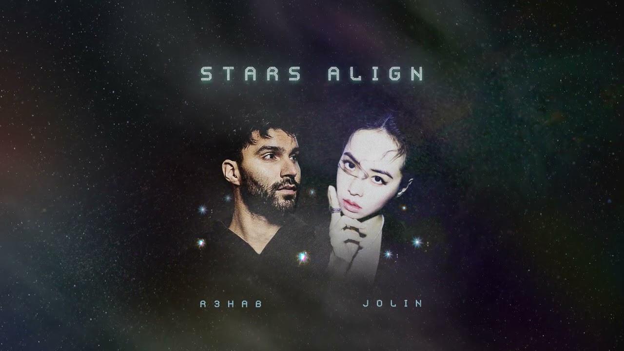 Lirik Lagu Stars Align - R3HAB dan Terjemahan