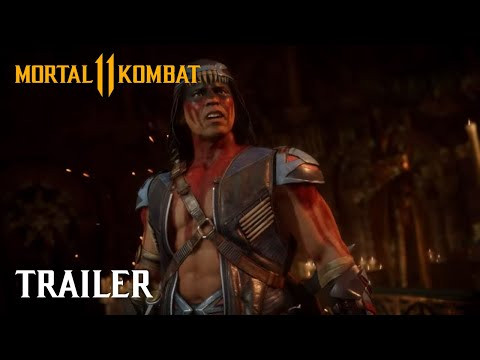 Mortal Kombat 11 Kombat Pack – Official Nightwolf Gameplay Trailer thumbnail
