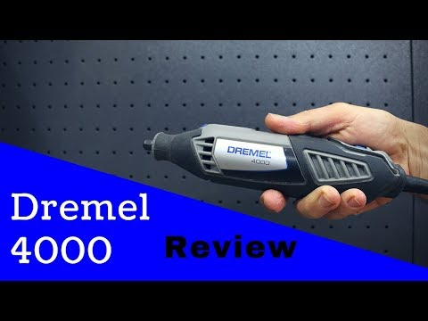 Dremel 4000 – Review
