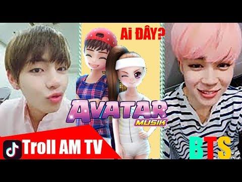 Khi các nhân vật Avatar Musik chơi Tik Tok (P2) ✔ - BTS Tại Sao Lại Có Trong Ảnh?
