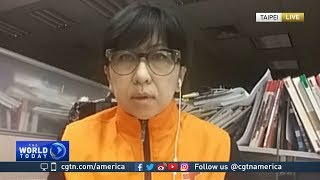 Status of rescue effort after Taiwan earthquake