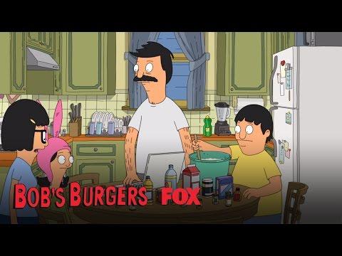 Bob's Burgers 5.18 (Clip 'Shining Like a Sandwich')
