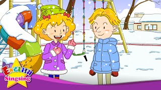 [Thời tiết] Tuyết đang rơi. Bạn có thích tuyết không? - Dễ dàng thoại