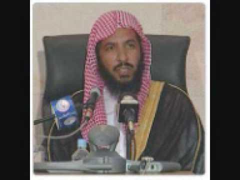 من اسباب الخشوع في الصلاة الشيخ سعد الشثري
