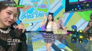 Red Velvet 레드벨벳 Power Up Music Bank 20181221