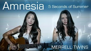 5 Seconds of Summer - Amnesia (Cover) Merrell Twins