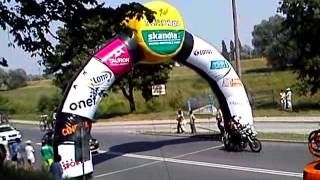 preview picture of video 'Start ostry 71. Tour de Pologne - Gdańsk/Pruszcz Gd.'