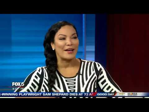 Egypt Sherrod talks Flipping Virgins on Good Day Atlanta