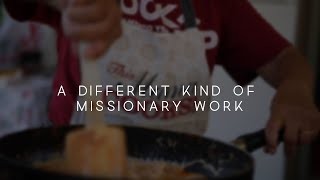 A Different Kind of Missionary Work