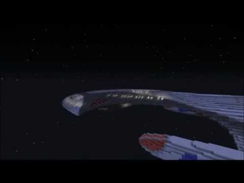 Uss inspiration minecraft project for Star trek online crafting leveling guide