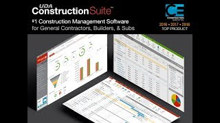 Videos zu UDA ConstructionSuite