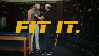 EvoShield Chest Shirt Fitting Video