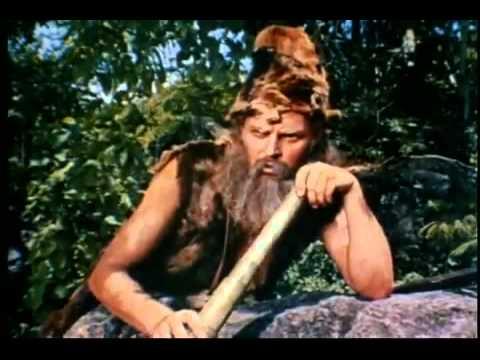 Robinson Crusoe 1954 Trailer