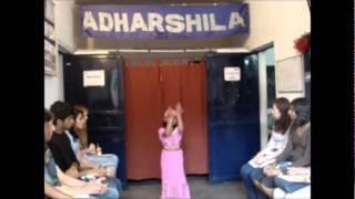 American Embassy School Students Visit Adharshila